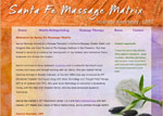 Santa Fe Massage Matrix
