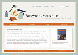 Backwoods Mercantile