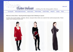 Elven Velvet Clothing