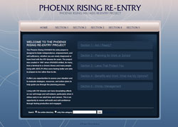 Phoenix Rising Re-Entry