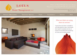 Lotus Home Management