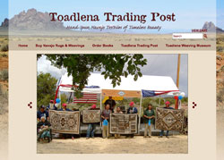 Toadlena Trading Post