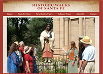 Historic Walks of Santa Fe